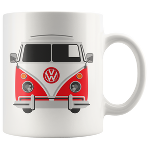 Volkswagen mug collection - Aerosumo
