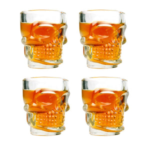 Devil Skull Shot Glasses - Aerosumo