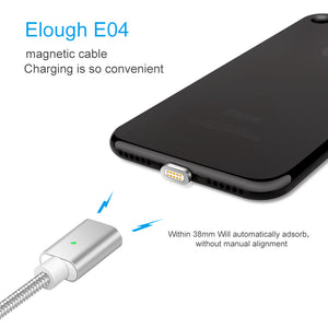 Magnetic Lightning Cable for iPhone, iPad, Airpods, iPod - Aerosumo