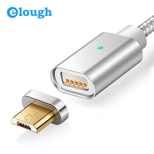 Magnetic Micro USB Cable for Android, Huawei, Power Bank - Aerosumo