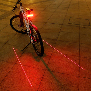 Cycle guardian-Smart Tail Light - Aerosumo