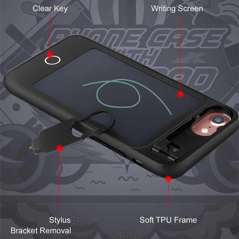 Draw designer™ LCD Word pad Phone Case - Aerosumo