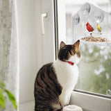 Window Bird Feeder - Aerosumo