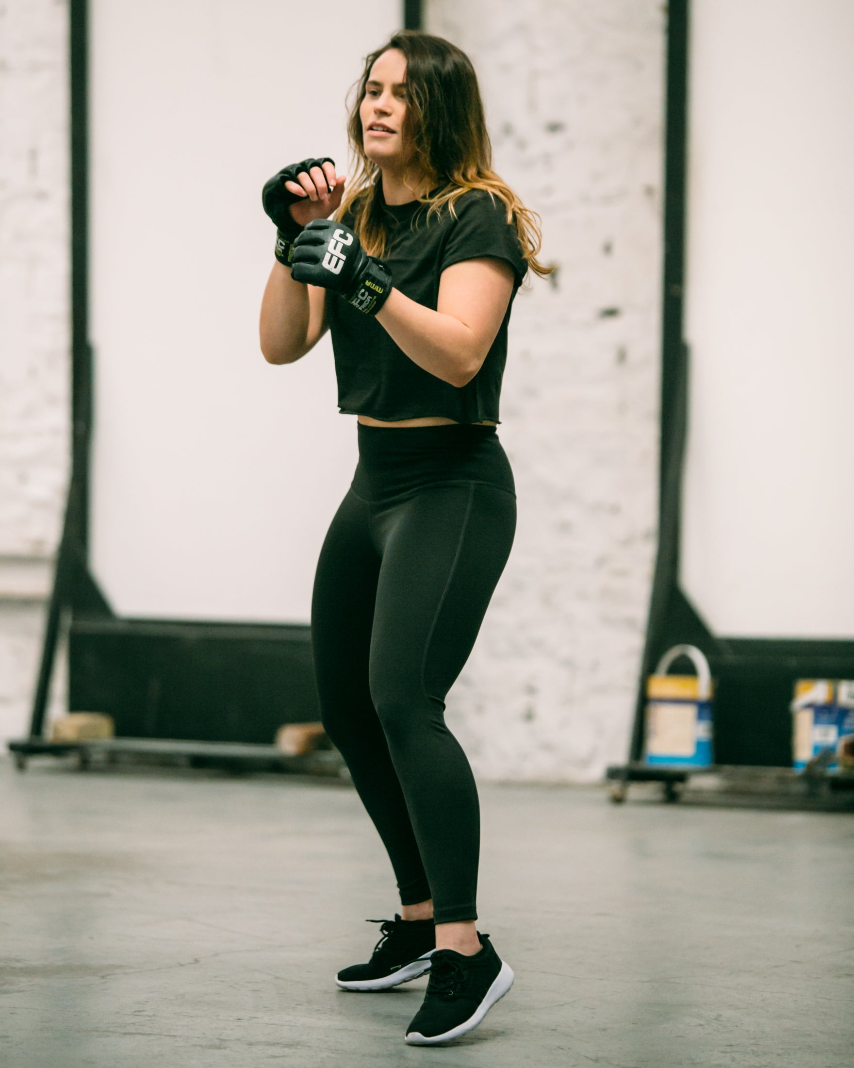 Leggings Lifestlyle: My Fighting Life With MMA Star Dee Begley