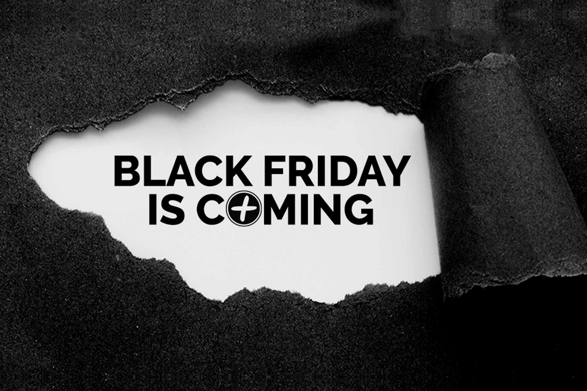BLACK FRIDAY IS COMING FOR GYM+COFFEE USA!!!