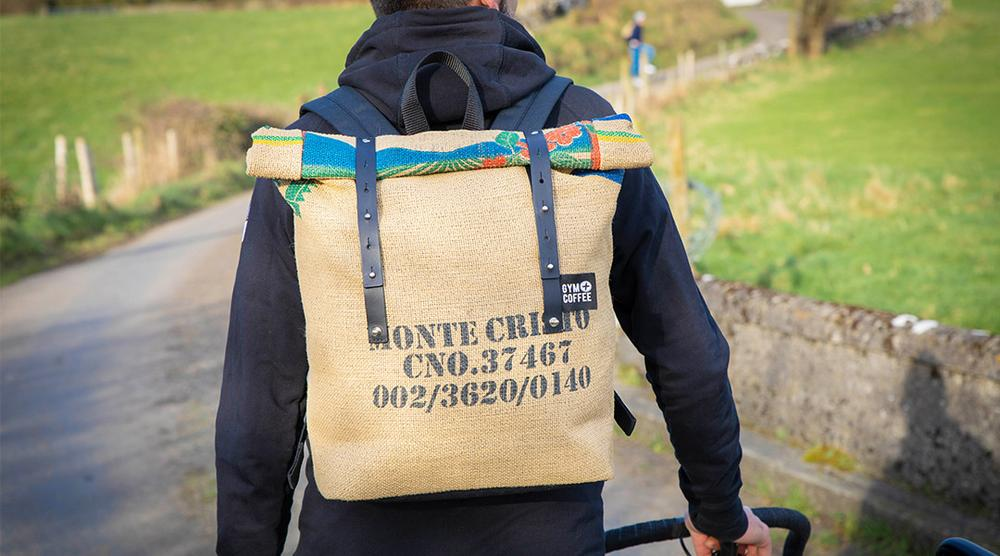Gym+Coffee Upcycled Bags Made in Ireland