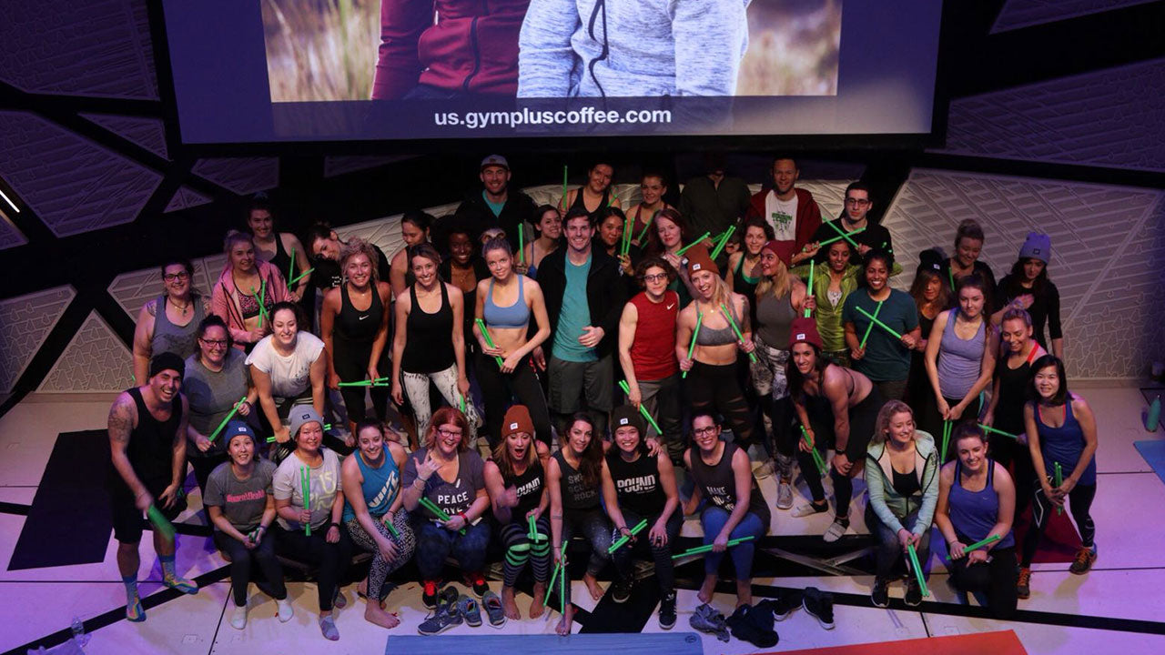 Gym+Coffee New York Launch Party