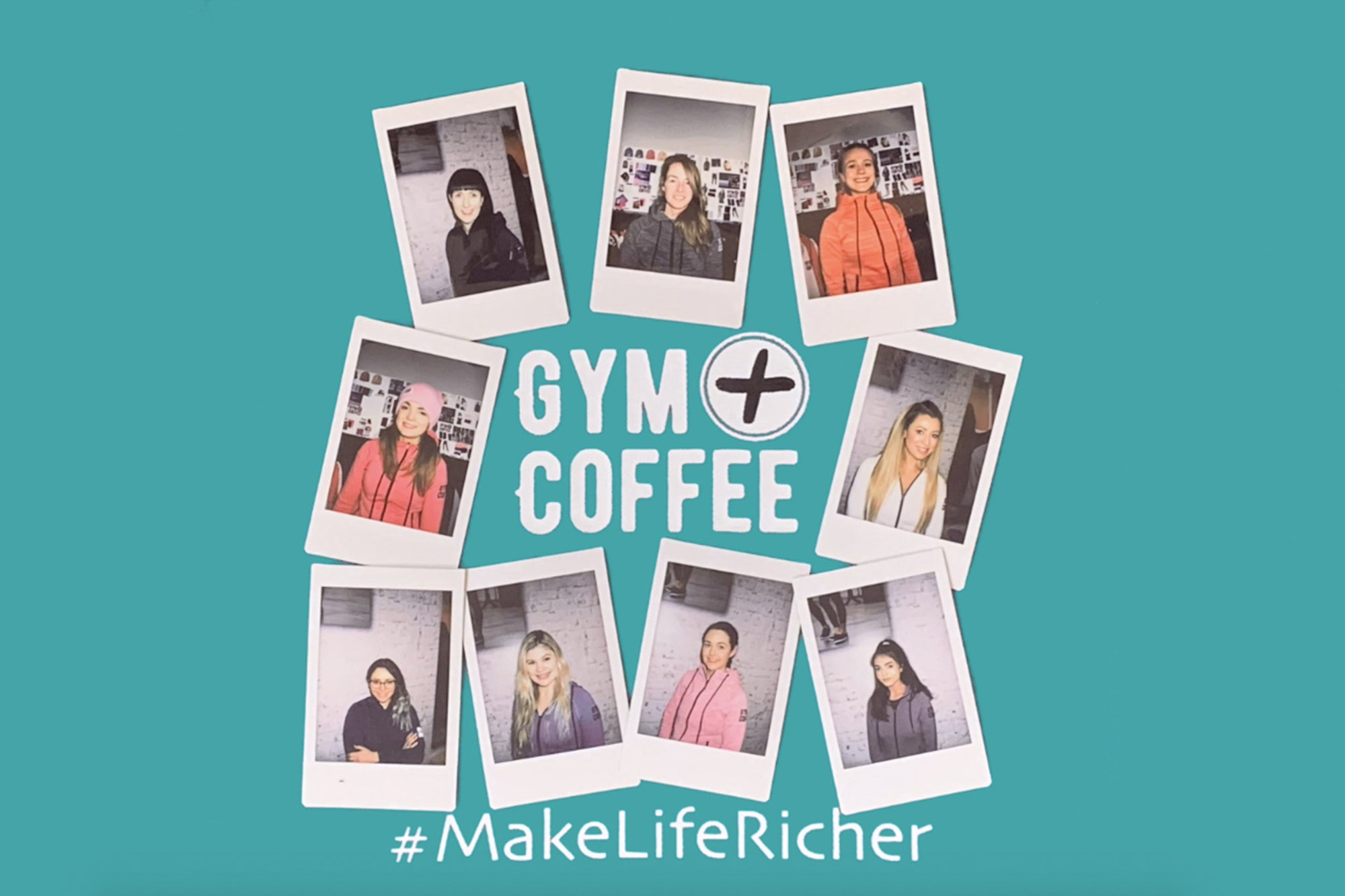 The Women Powering Gym+Coffee