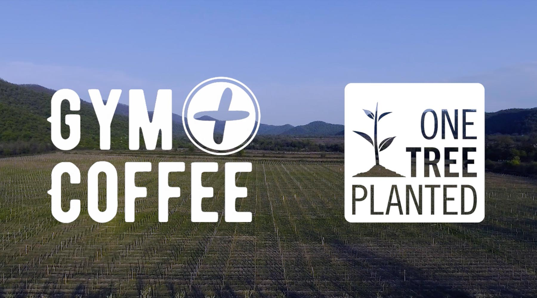 Gym+Coffee and One Tree Planted Partnership