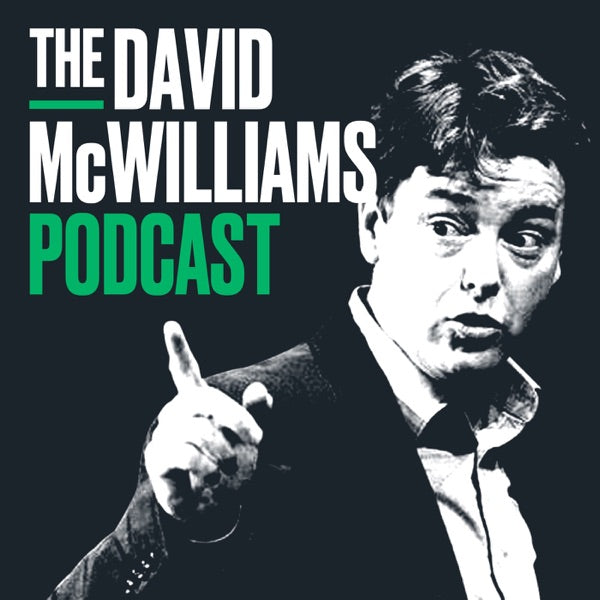 The David McWalliams Podcast - Gym+Coffee Podcast Recommendations