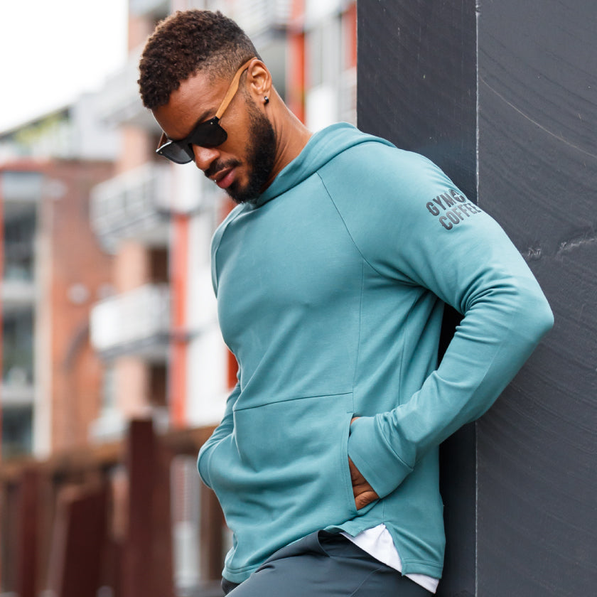 Gym Plus Coffee Shop The Connect Collection New Season Spring Summer Shop mens hoodies kairos pullover
