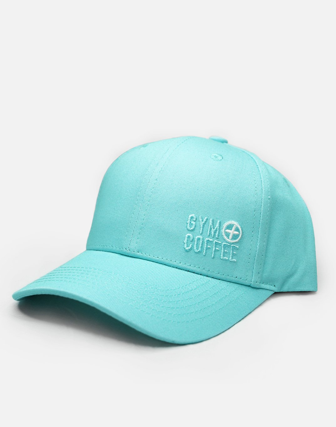 Gym Plus Coffee Hat Hats Off Cap in Mint Designed in Ireland