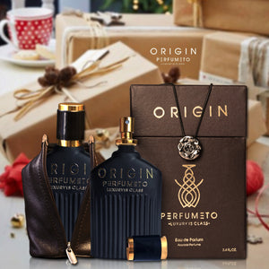"ORIGIN – Brown Edition </br>(100ml EDP) Perfume<p style=""font-size:15px; color: green;"">100% Pure and Natural Fragrance</p> - Woody with Citrusy Twist"