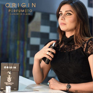 "ORIGIN – Black Edition (100ml EDP) <p style=""font-size:15px; color: green;"">Lasts 6-8 Hours</p>"