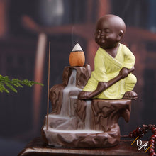 Little Monk Ceramics Backflow Incense