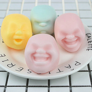 Human Face Stress Ball - Mafler Store