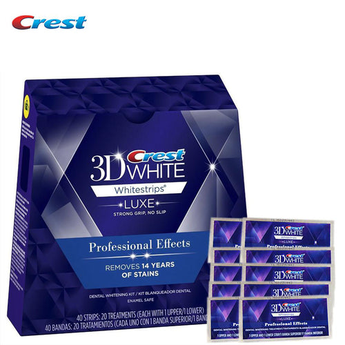 Crest 3D White LUXE Professional Effect - Mafler Store