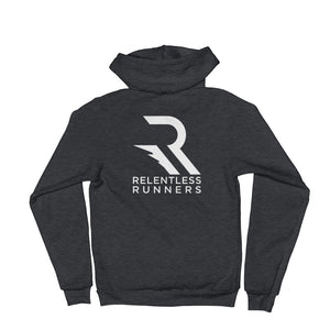 Relentless Runners Athlete Zip Hoodie