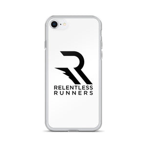 Relentless Runners iPhone Case