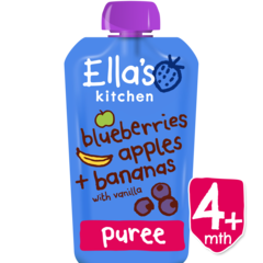 BLUEBERRIES APPLES BANANAS & VANILLA (CASE OF 7)
