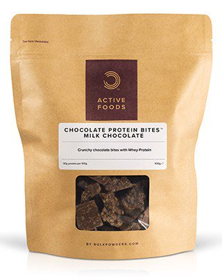 CHOCOLATE PROTEIN BITES™