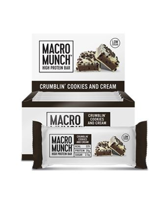 MACRO MUNCH™ PROTEIN BAR