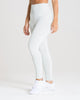 POWER SEAMLESS LEGGINGS | LIGHT GREY