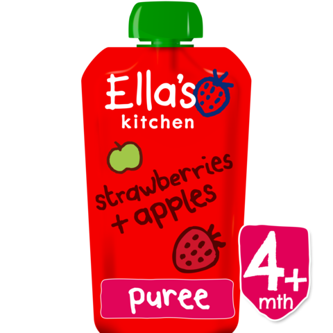STRAWBERRIES & APPLES (CASE OF 7)