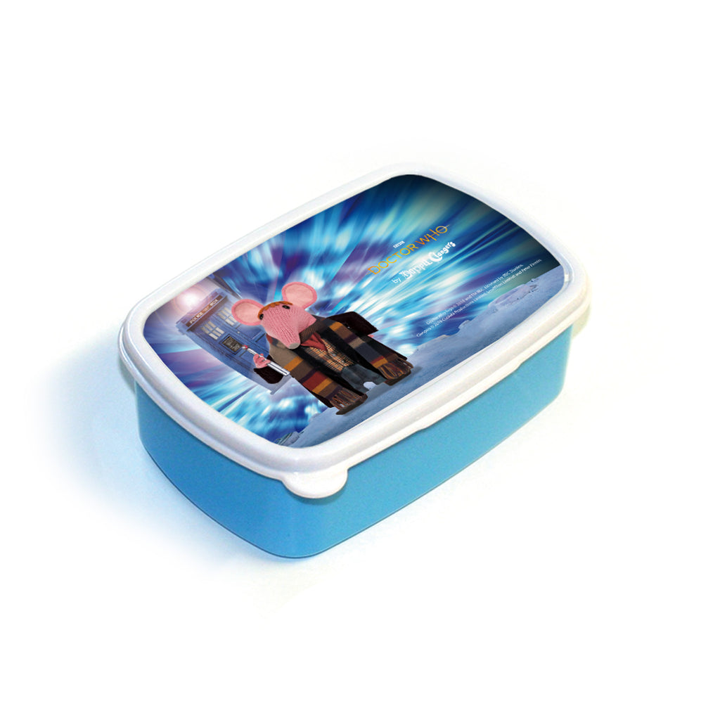 DoppelClangers - Fourth Doctor Lunchbox