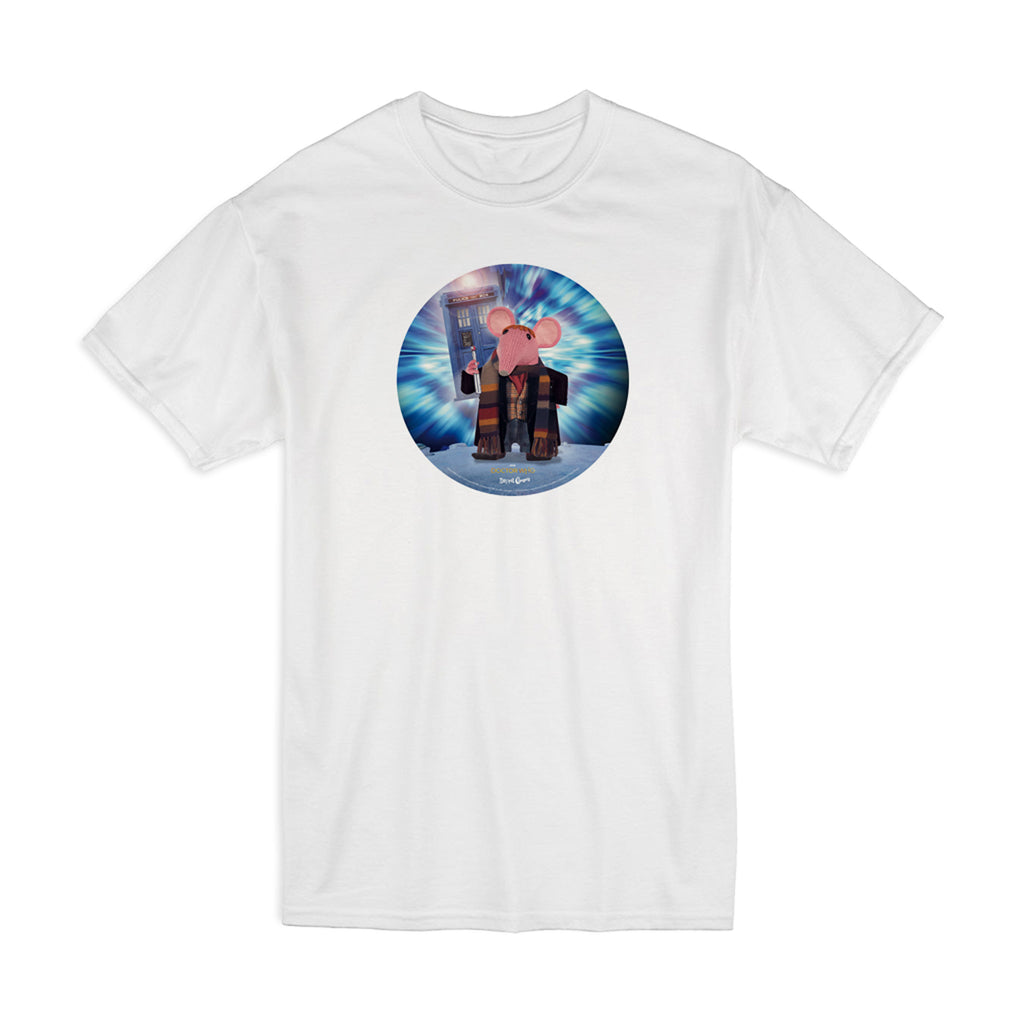 DoppelClangers - Fourth Doctor T-Shirt
