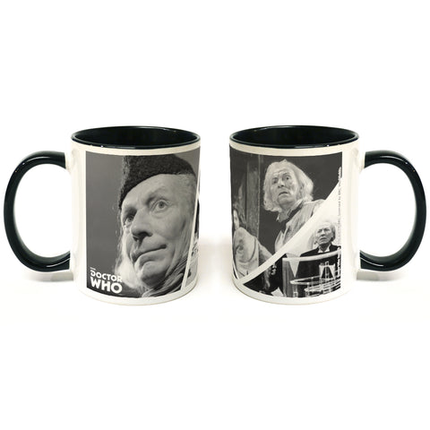 First Doctor Photographic Colour Insert Mug