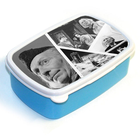 First Doctor Photographic Lunchbox