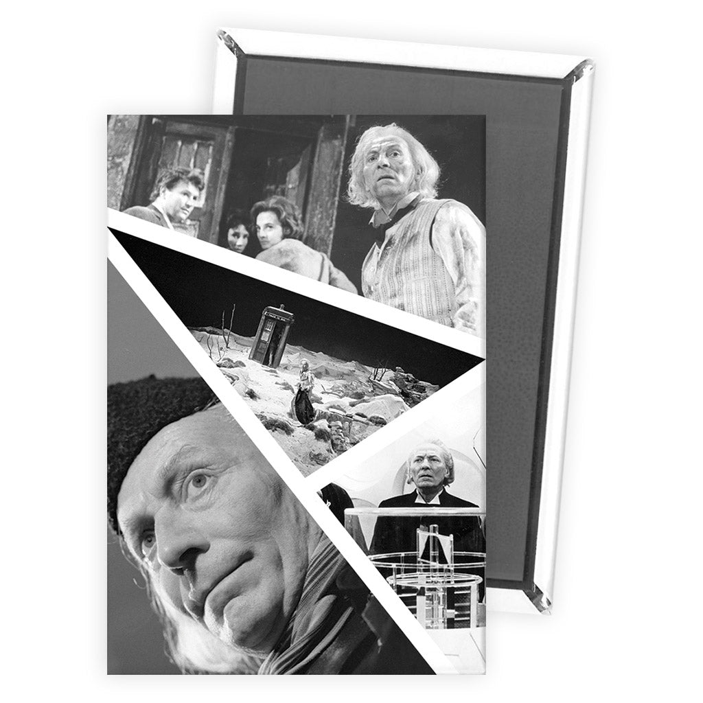 First Doctor Photographic Magnet