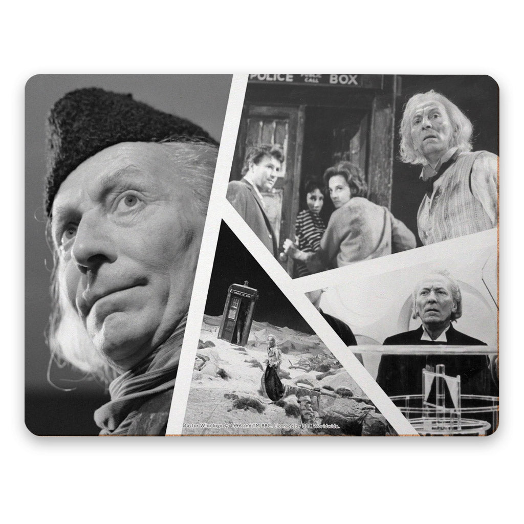 First Doctor Photographic Placemat