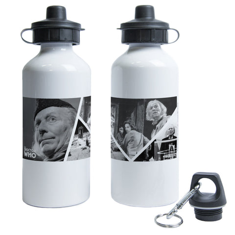 First Doctor Photographic Water Bottle