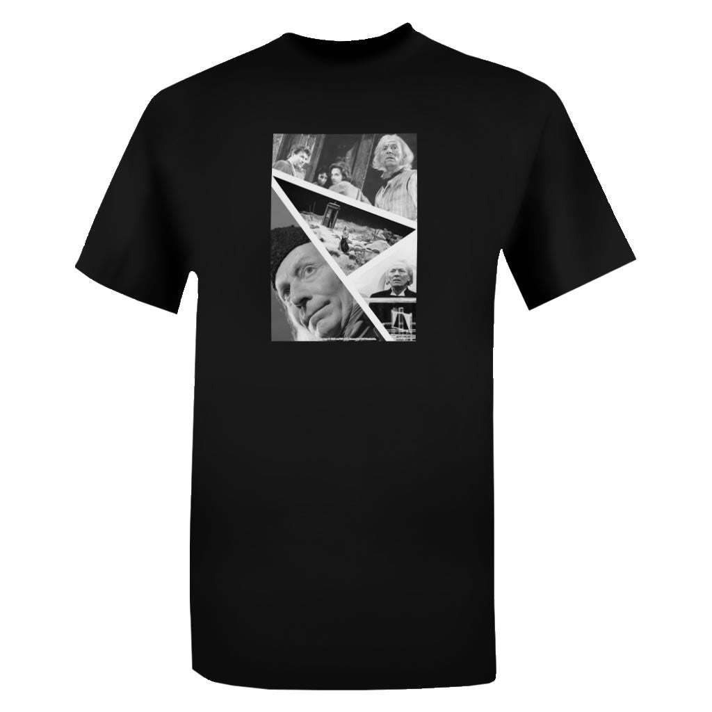 First Doctor Photographic T-Shirt