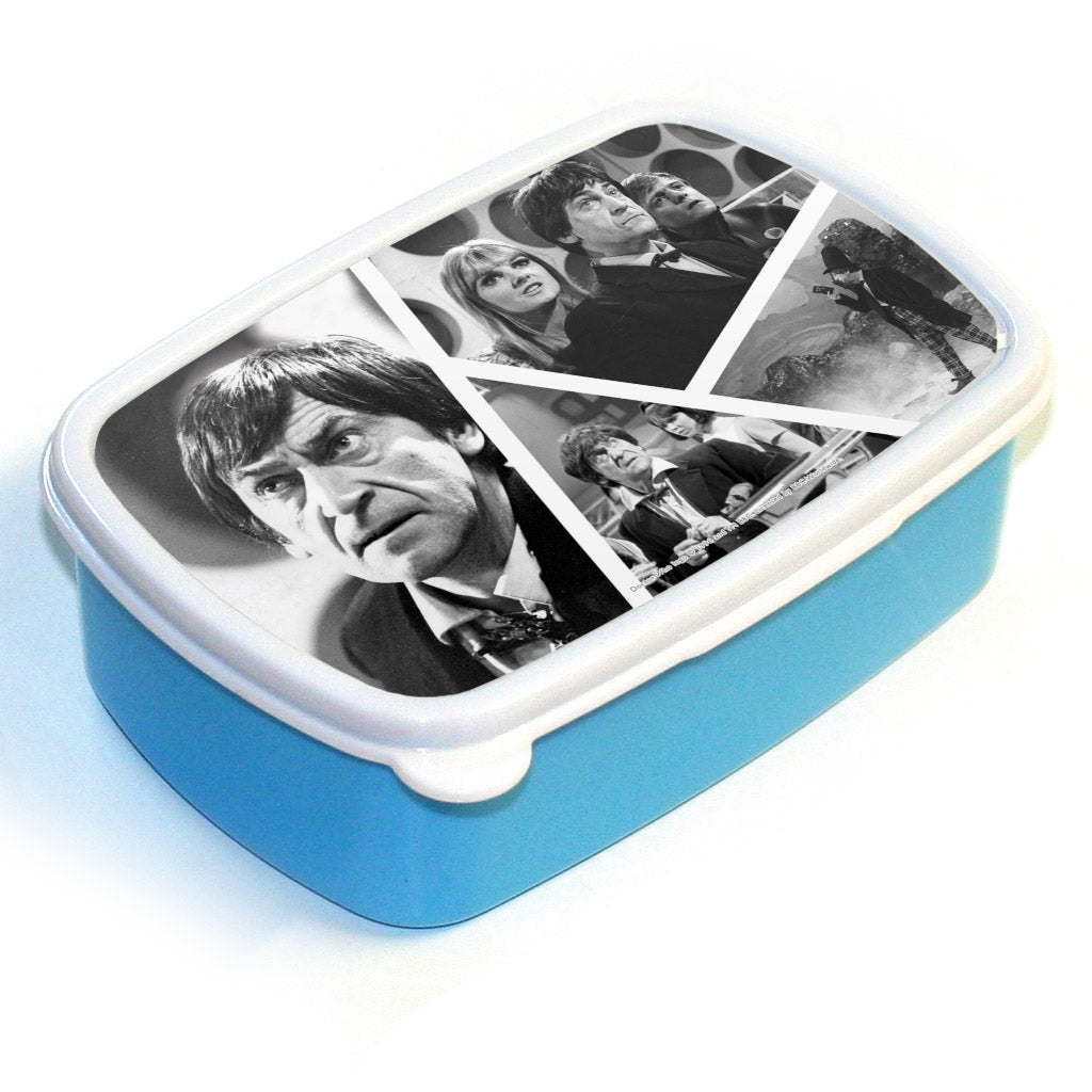 Second Doctor Photographic Lunchbox
