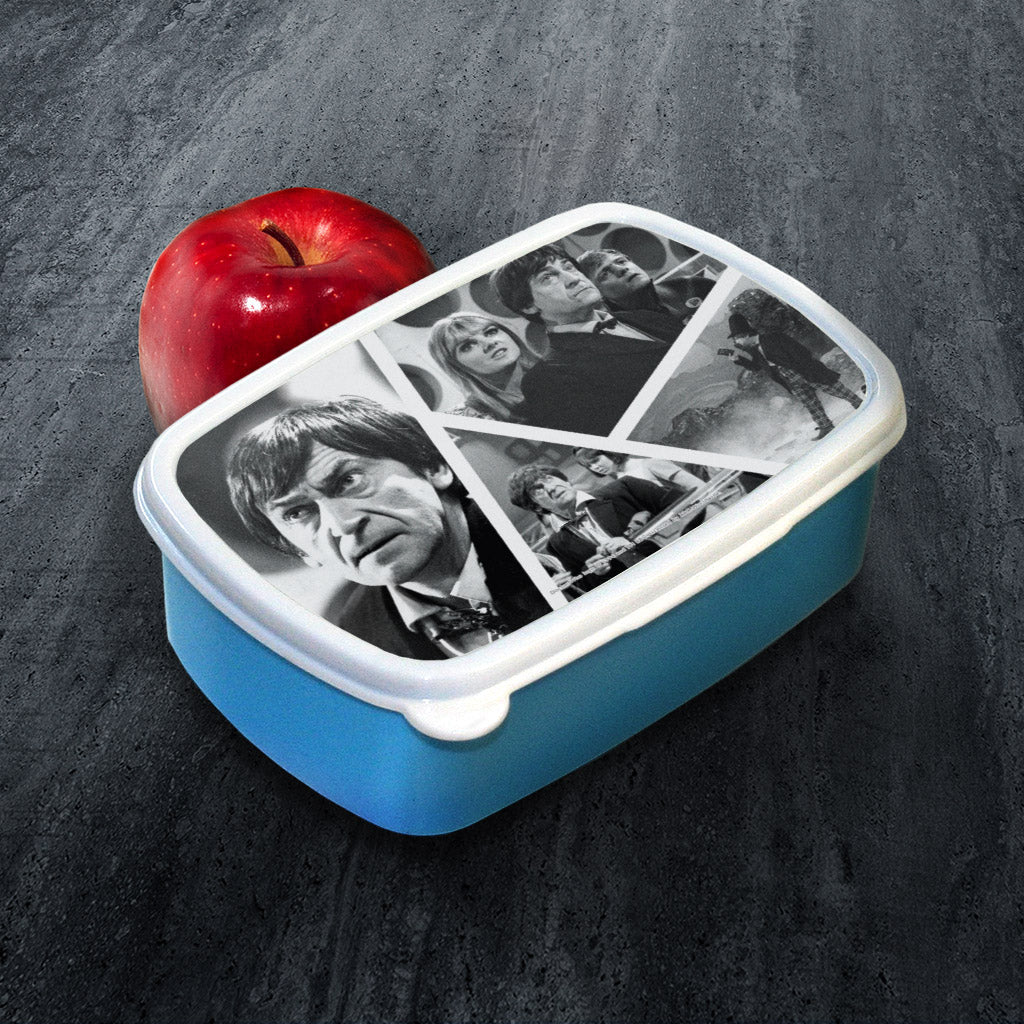 Second Doctor Photographic Lunchbox (Lifestyle)