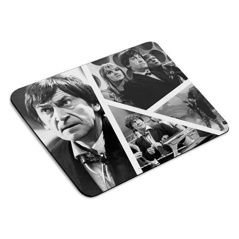 Second Doctor Photographic Mousemat