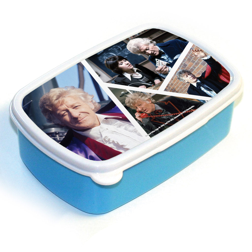 Third Doctor Photographic Lunchbox