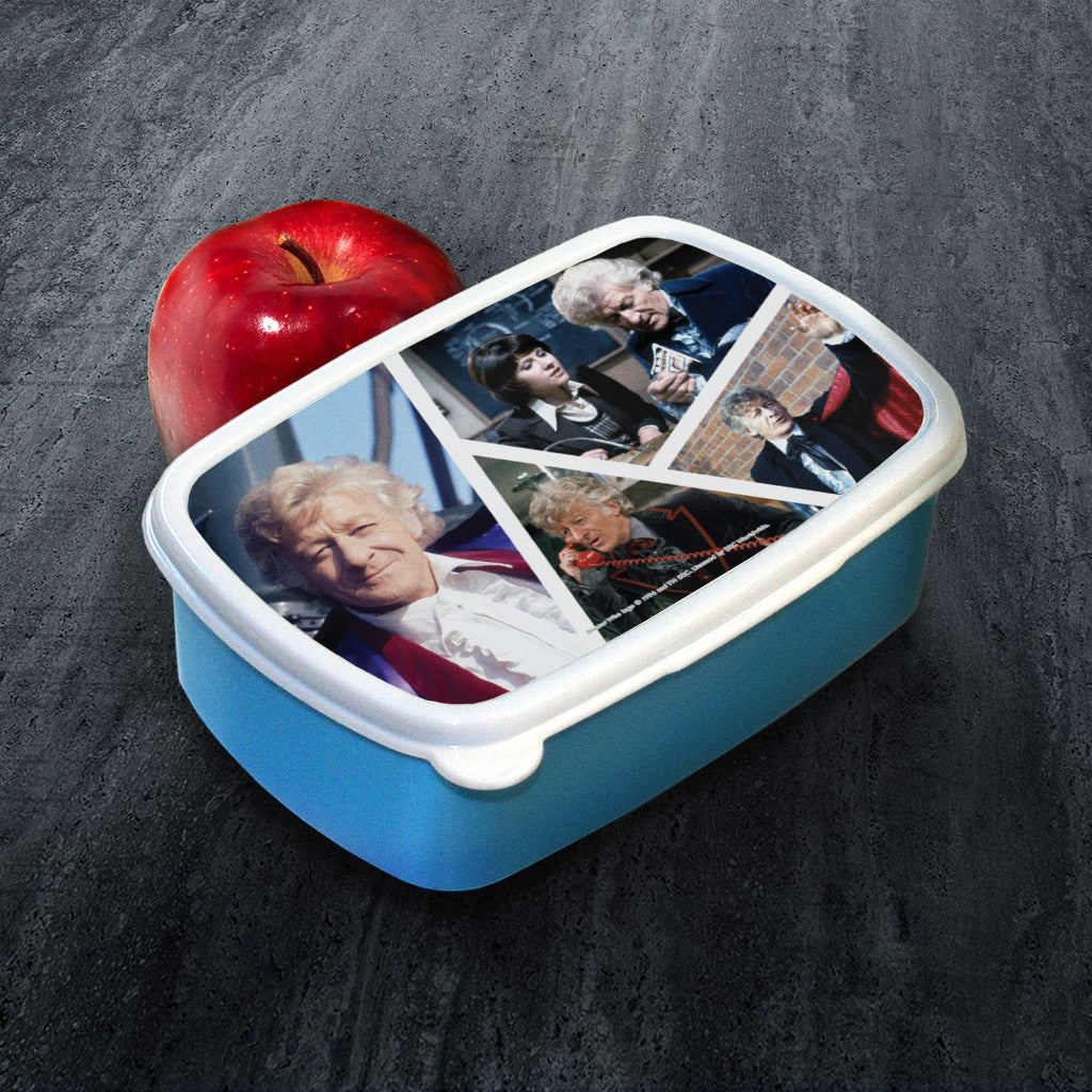 Third Doctor Photographic Lunchbox (Lifestyle)
