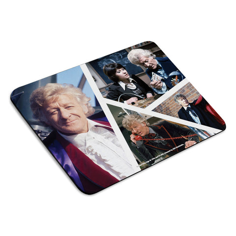 Third Doctor Photographic Mousemat