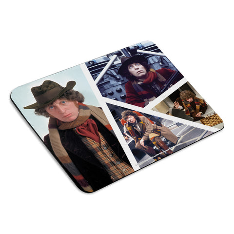 Fourth Doctor Photographic Mousemat