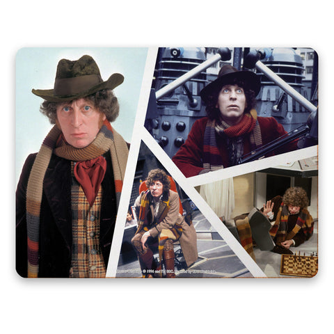 Fourth Doctor Photographic Placemat