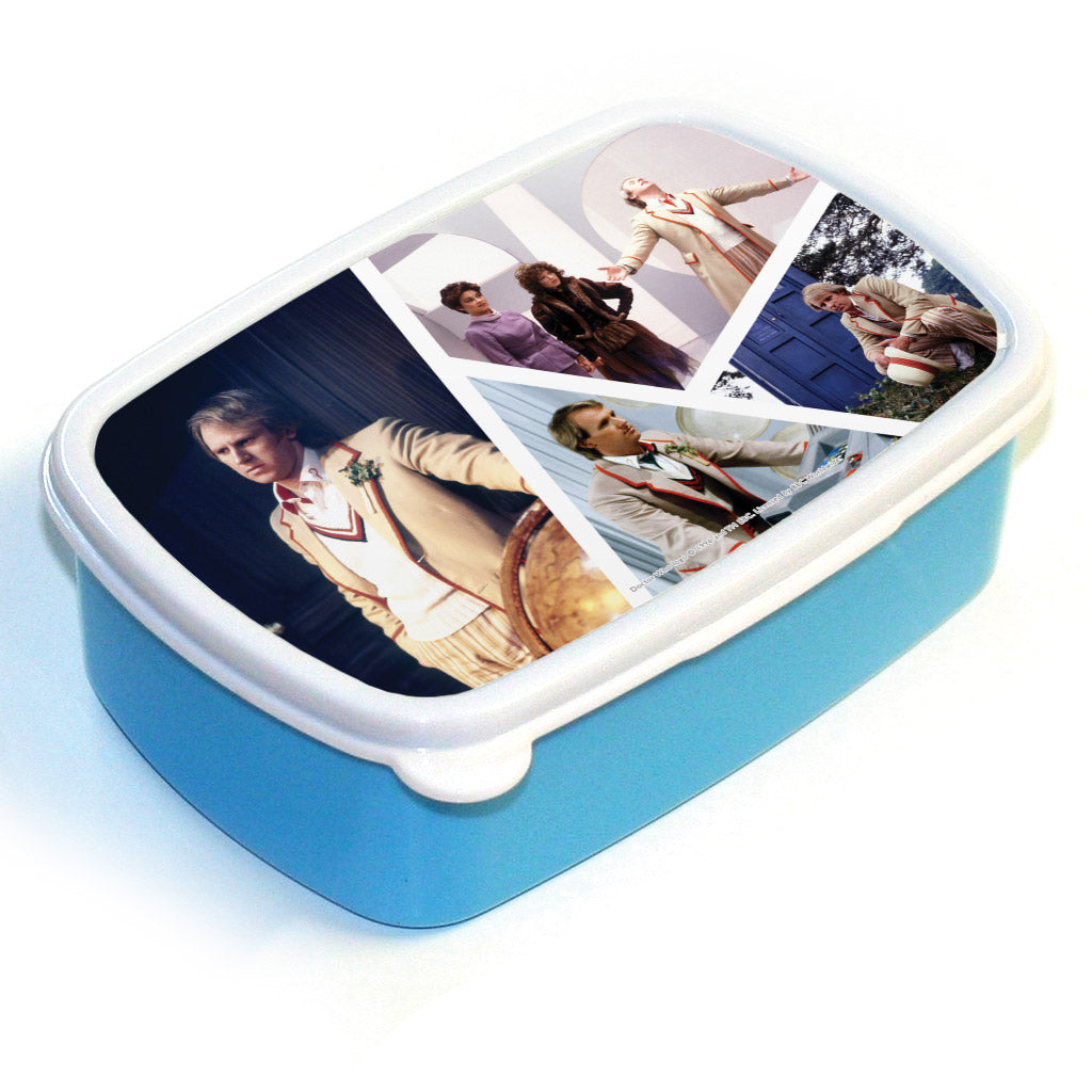 Fifth Doctor Photographic Lunchbox