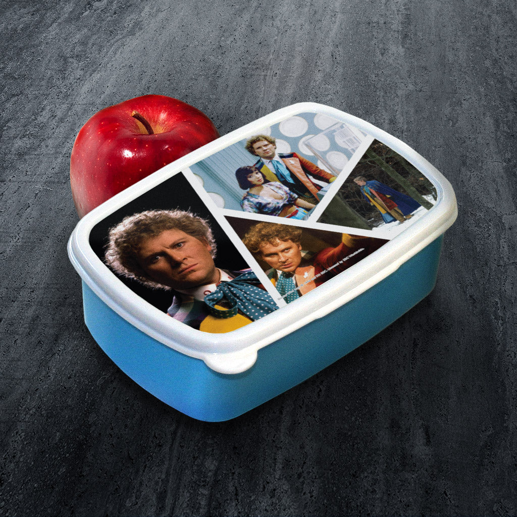 Sixth Doctor Photographic Lunchbox (Lifestyle)