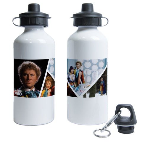 Sixth Doctor Photographic Water Bottle