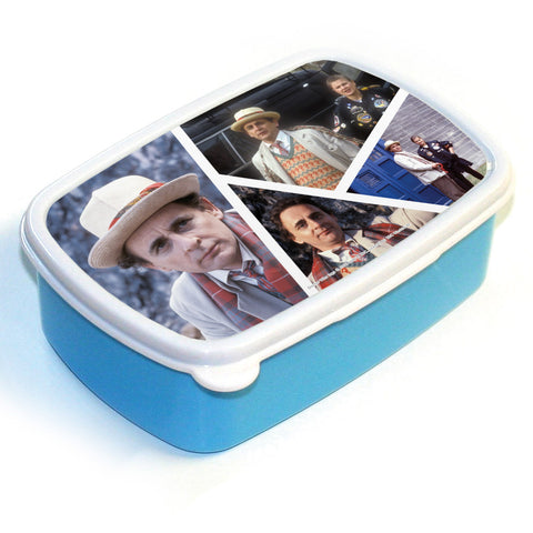 Seventh Doctor Photographic Lunchbox