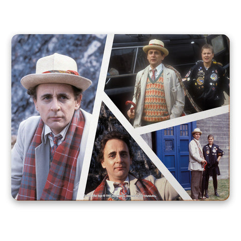 Seventh Doctor Photographic Placemat