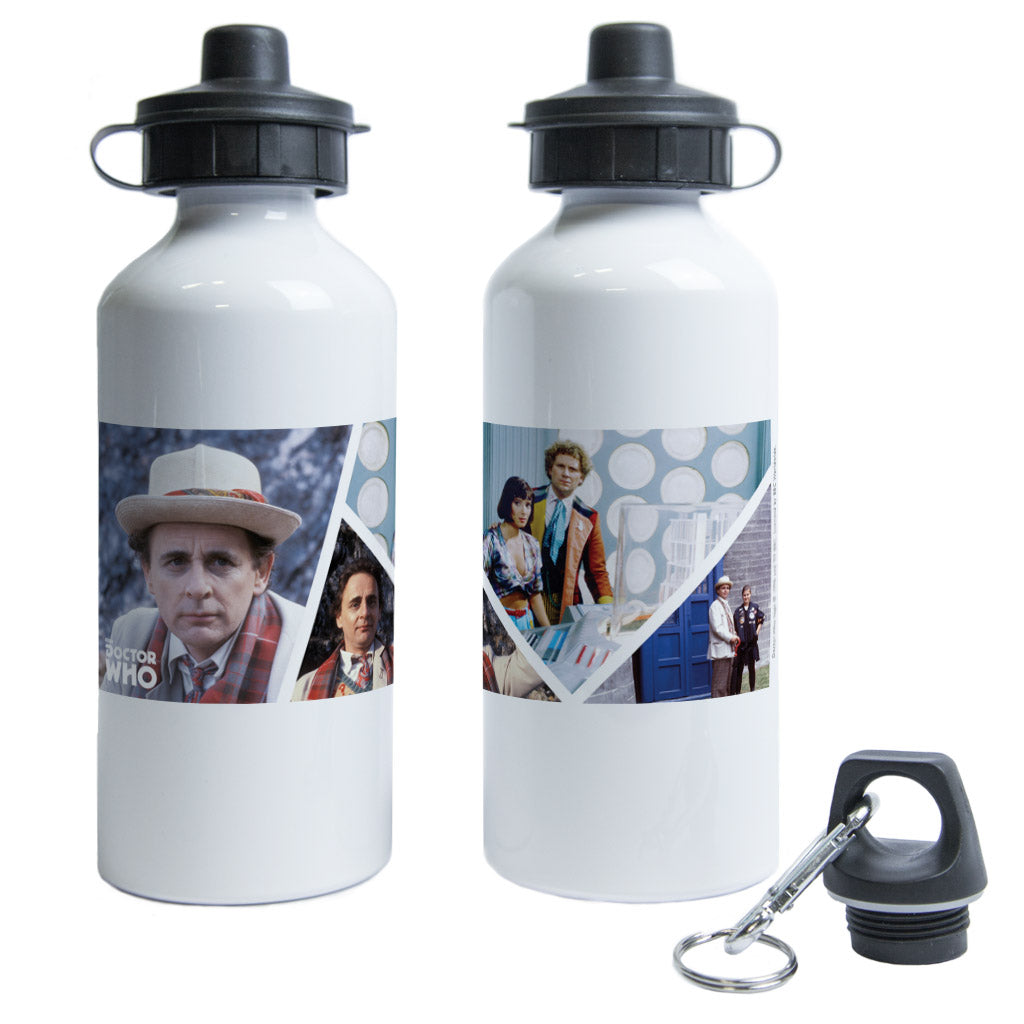 Seventh Doctor Photographic Water Bottle